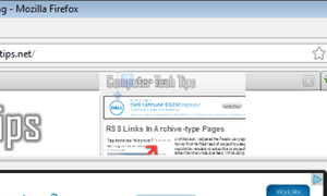 Disable Firefox Tab Drag Preview