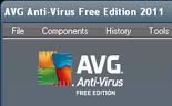 Installing AVG Free 2011