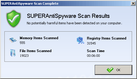 Installing SUPERAntiSpyware Free 5 0 | Computer Tech Tips