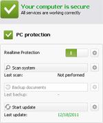 Installing/Updating Avira Antivirus Free 2012
