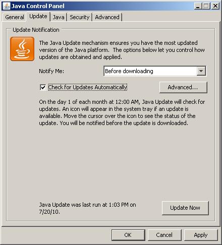 Understanding Jusched.exe   Computer Tech Tips