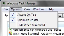 "Make Any Program ""Always On Top"""